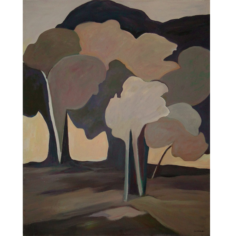 bosco profondo - cm 190 x 150